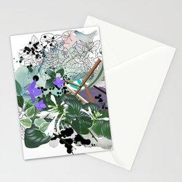 My Backyard Stationery Cards