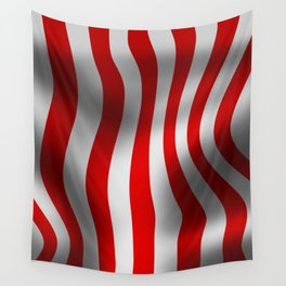 Circus pattern Wall Tapestry