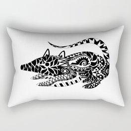 Tlacuache Possum Ecopet Rectangular Pillow