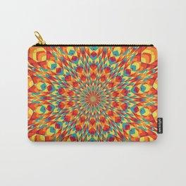 Summer Mandala 7 Carry-All Pouch