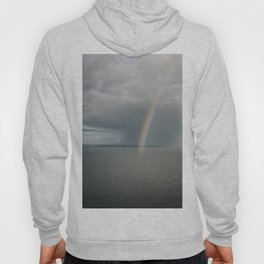Rainbow I - Landscape and Nature Photography Hoody