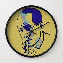 Jacques Roumain Wall Clock