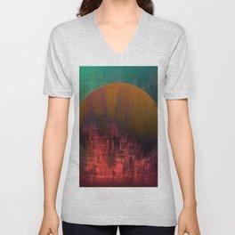 Fantastic Planet / Urban Fantasy Unisex V-Neck