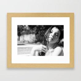 Belén. Framed Art Print