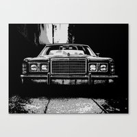 ford Canvas Prints featuring Ford by RS4S6