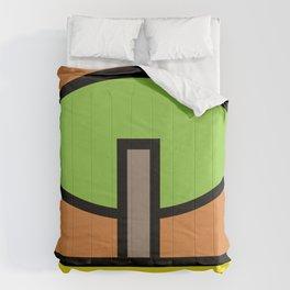 Geometric Fun 004 Comforters