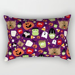Happy Haunting Rectangular Pillow