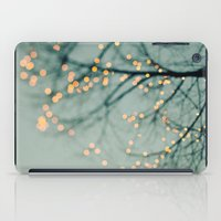 the lights iPad Cases featuring Lights  by Laura Ruth