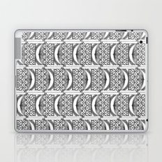 Brooklyn Williamsburgh Savings Bank Archidoodle by the Downtown Doodler Laptop & iPad Skin
