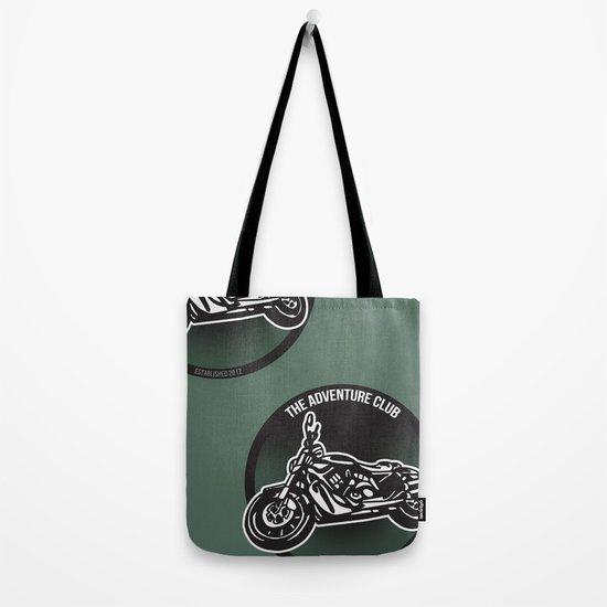 The Adventure Club Tote Bag