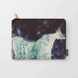 Lascaux Cave Bull II Carry-All Pouch