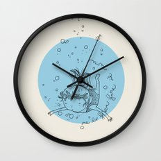 Sea. Wall Clock