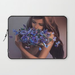 Ephemeral Beauty Laptop Sleeve