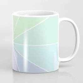 Pastels Summer Rainbow Coffee Mug