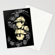 Holmes and Watsons Stationery Cards