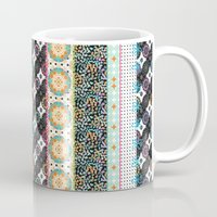 boho Mugs featuring Boho by Designed by Debby