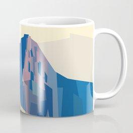 Geometric Machu Picchu, Peru Coffee Mug