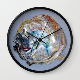 Abstract Geometric A Wall Clock