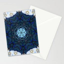 Seed of Life Stationery Cards