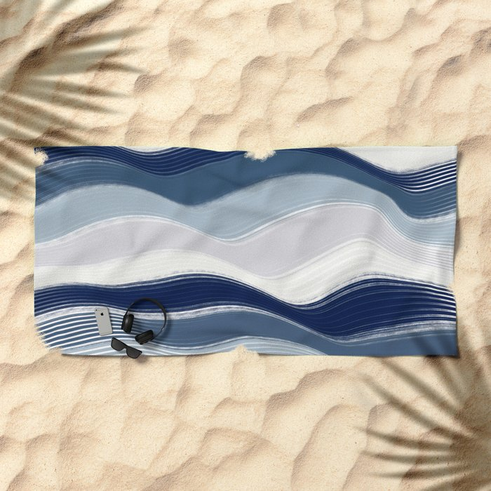 Abstract 112 Beach Towel