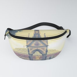 History on Display Fanny Pack