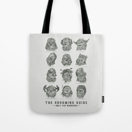 The Grooming Guide Tote Bag
