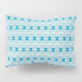 Kaiser MidCentury Modern Geometric Pattern Pillow Sham
