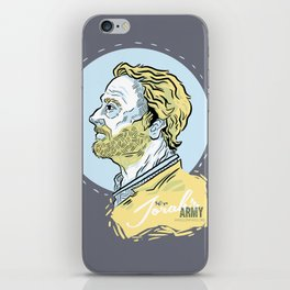Ser Jorah's Army iPhone Skin