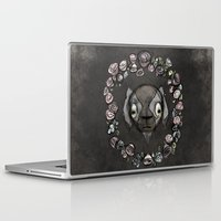 goat Laptop & iPad Skins featuring Goat by Radio Trees