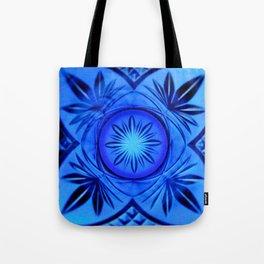 Looking Glass - Indigo Tote Bag