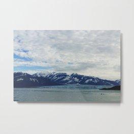Alaska Wonders Metal Print
