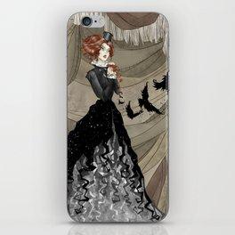 Midnight Circus: The Illusionist iPhone Skin