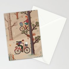 Cross Paths Stationery Cards