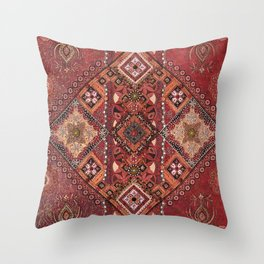 Honoring the Fashioner Throw Pillow