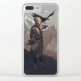 TW3: Skellige Clear iPhone Case