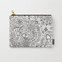Lorenza Carry-All Pouch