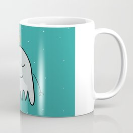 Ghost in the crown Coffee Mug