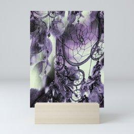 Feathered Dreams Mini Art Print