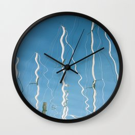 A point of view Wall Clock