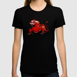 Dracar (Dragon Car) T-shirt