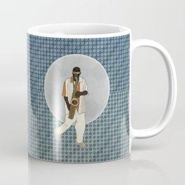 Saxophone Musician Coffee Mug