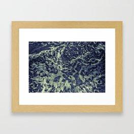 oppositecurrents Framed Art Print