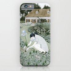 Planting Irises iPhone 6s Slim Case