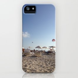 perfect beach iPhone Case