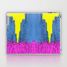 living for the city Laptop & iPad Skin