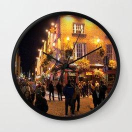 Temple Bar Wall Clock