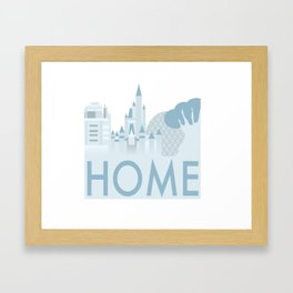 The Parks Are Home Framed Art Print