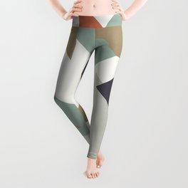 Minimalist Polygon XIII Leggings