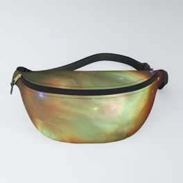 The Perseus Nebula (NASA's Spitzer Space Telescope) Fanny Pack