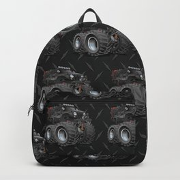Off Road 4x4 Cartoon Backpack